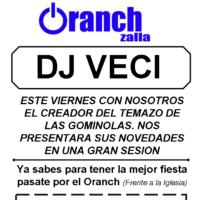 Fiesta de la Gominola @ Oranch