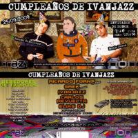 Cumpleaños de Ivanjazz 08 @ Crazy