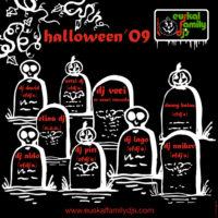 Elias Dj @ Crazy (23.10.09) – 4 EuskalFamilyDjs (Halloween 09)