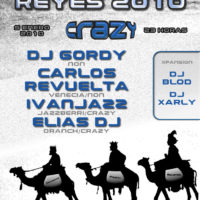Elias Dj @ Crazy – Remember de Reyes 2010