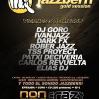 Jazzberri Gold Session @ Crazy II
