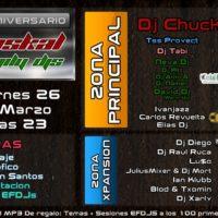 2º Aniversario EuskalFamilyDjs @ Crazy