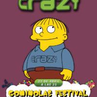 Elias Dj @ Crazy – Gominolas Festival 2010