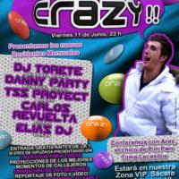 Elias Dj @ Pim Pam… Toma Crazy!!
