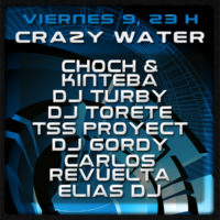 Crazy Water 2010