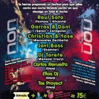 Elias Dj @ Crazy – MeCawen Blas Festival 2010