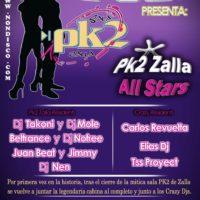 pk2 All Stars @ Crazy