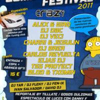 Elias Dj @ Crazy – Gominolas Festival 2011 @ Discoteca NON (Lemoa, 15.04.11)