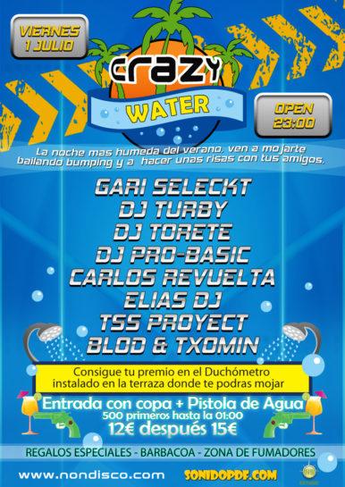 Flyer 2011.07.01 - Crazy Water 2011