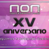 Flyer XV Aniversario NON - Portada - Internet