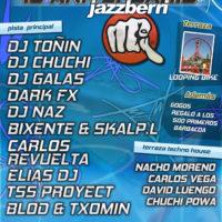 18 Aniversario Jazzberri @ Crazy