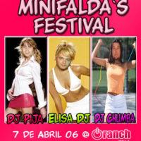 Fiesta Minifalda @ Oranch