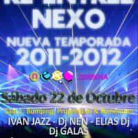 Re-entre @ Nexo (Zierbena)