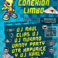 Invasores Bumping pres. Conexión Limbo @ Limbo (Zalla, 5.11.11)