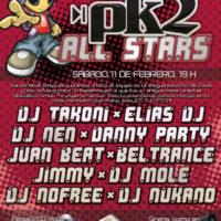 Invasores Bumping pres. Pk2 All Stars @ Limbo