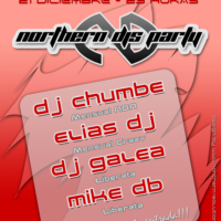 Northern Djs Party @ Liberata