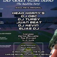 Crazy Olimpiadas @ Discoteca NON