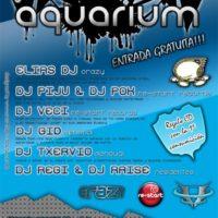 1er Aniversario Aquarium