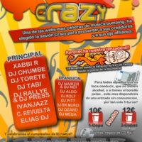 1er Aniversario EuskalFamilyDjs @ Crazy