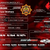 Presentacion de Mortal FM @ Discoteca NON