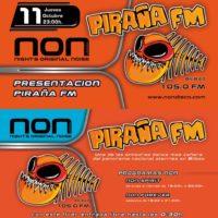 Presentacion PirañaFM Bilbao @ NON