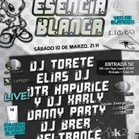 Elias Dj @ Invasores Bumping – Esencia Blanca @ Limbo (10.3.12)