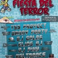 Elias Dj @ Invasores Bumping – Fiesta del Terror @ Limbo (12.5.12)