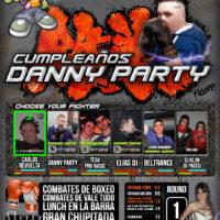Elias Dj @ Cumpleaños Danny Party – Invasores Bumping (Limbo)