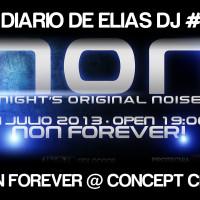 El Diario de Elias Dj #24: NON Forever