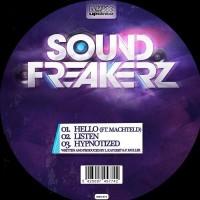 Sound Freakerz Ft Machteld – Hello