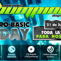 El Diario de Elias Dj #23: Dj Pro-Basic B-Day @ Androides