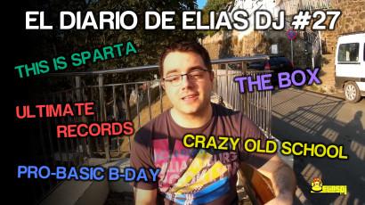 El Diario de Elias Dj #27 - This is Sparta, The Box, Novedades