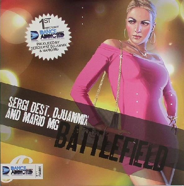 Sergi Dest & Djuanmix - Bad Romance