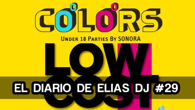 Diario La Chuchi >> El Diario de Elias Dj #29 Sonora Colors