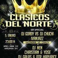 Clásicos del Norte @ Venecia