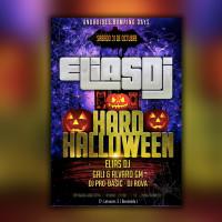 Elias Dj @ Androides – Hard Halloween 2015