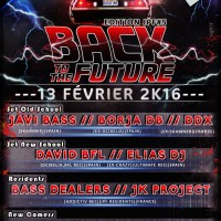 Back To The Future @ La Fabrique