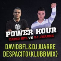 David BFL & Juarre – Despacito (Klubb Mix)