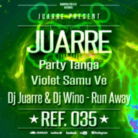 Dj Juarre & Dj Wino – Run Away