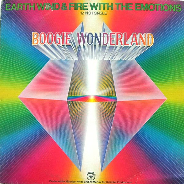 Imagen representativa del temazo Earth, Wind & Fire – Boogie Wonderland