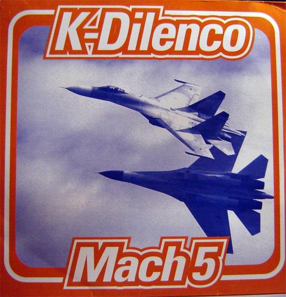 Imagen representativa del temazo K-Dilenco – Mach 5 (Hiroshimax)