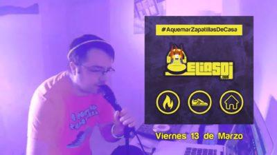 Elias Dj 01. A Quemar Zapatillas de Casa Viernes 13 Marzo scaled