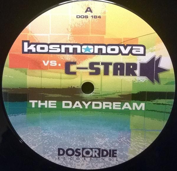 Imagen representativa del temazo Kosmonova Vs. C-Star - The Daydream (C-Star Club Mix)