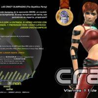 Flyer 2007.05.11 Crazy Olimpiadas @ NON Exterior