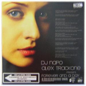 Imagen representativa del temazo Alex TrackOne & Dj Napo – Forever & A Day