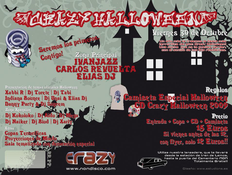 Imagen representativa de Crazy Halloween 2009
