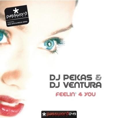 DJ Pekas DJ Ventura feat Lucy Feelin 4 You