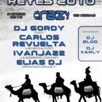 Imagen representativa de Remember Reyes 2010 @ Crazy