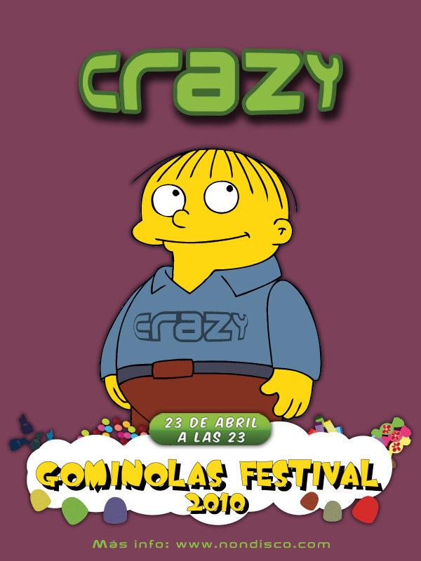 Gominolas Festival 2010 @ Crazy