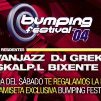 Imagen representativa de Bumping Festival 04